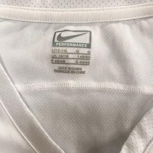 Nike Women's V neck dry fit shirt